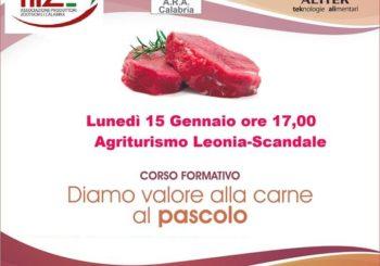 """Corso formativo """"Diamo valore alla carne al pascolo"""""""